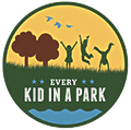 Every Kid in a Park. Initiative that gives every U.S. 4th grader and his or her family free access to 2000+ federally managed lands and waters. Educators can also participate.
